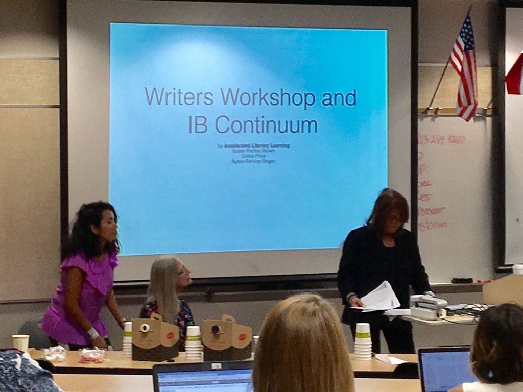 IB Coordinators and Principals Meeting - Houston