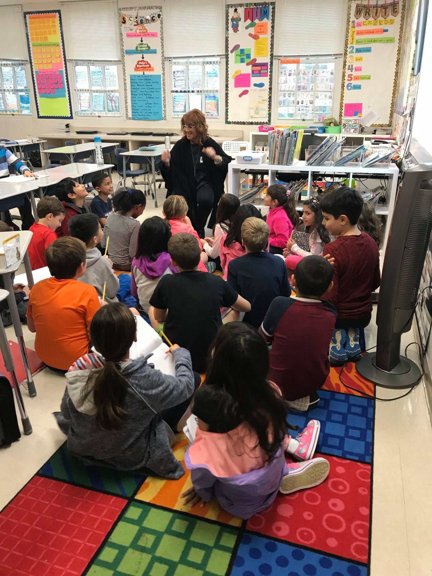A.L.L. at River Oaks Elementary in Houston