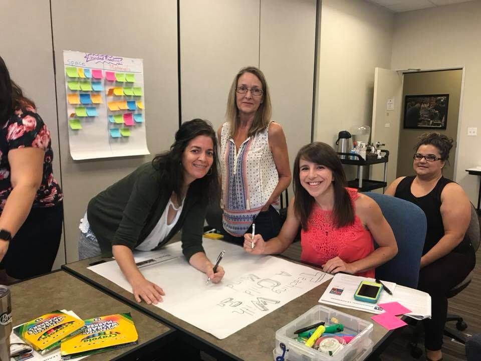 The Woodland Unified Summer Institute was a great success…